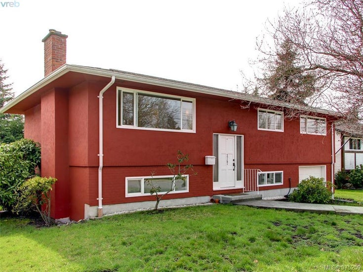 1747 Midgard Ave - SE Mt Tolmie Single Family Detached for sale, 4 Bedrooms (375259)