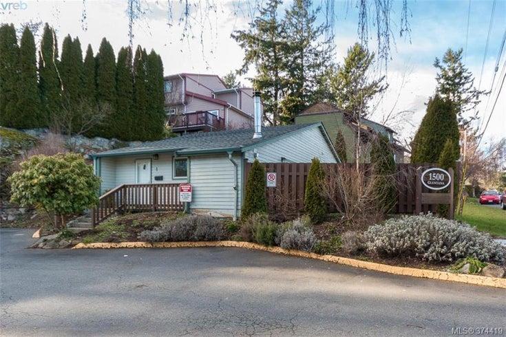 1 1500 Glentana Rd - VR Glentana Row/Townhouse for sale, 2 Bedrooms (374419)