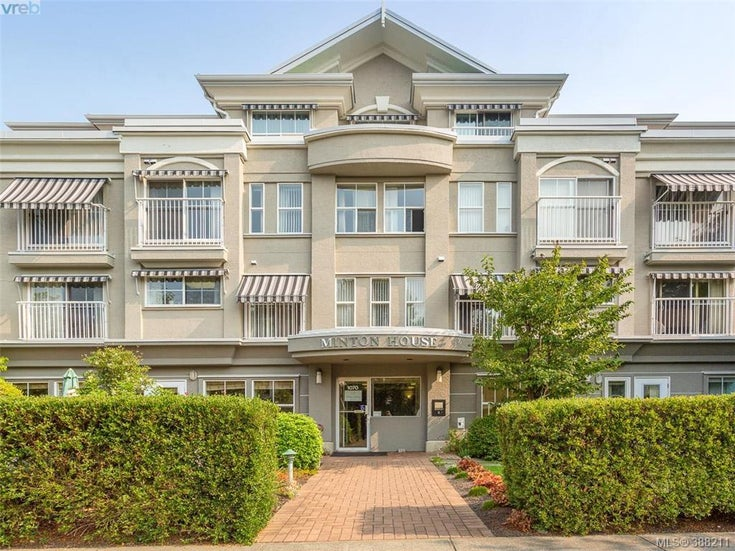306 1070 Southgate St - Vi Fairfield West Condo Apartment for sale, 1 Bedroom (388211)