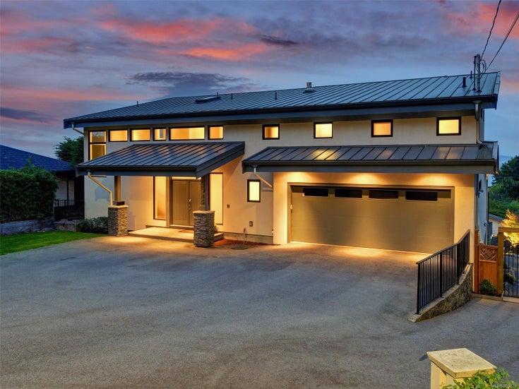 4945 Lochside Dr - SE Cordova Bay Single Family Detached for sale, 5 Bedrooms (858870)