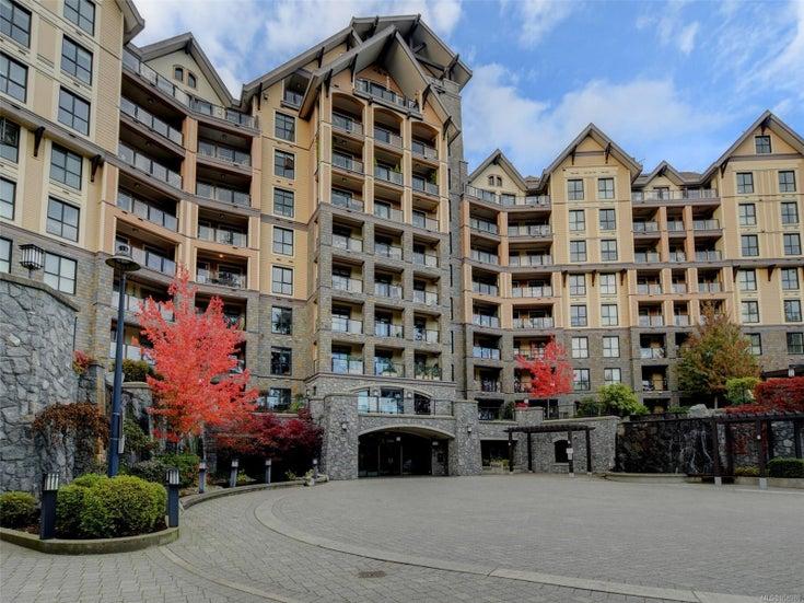 618 1400 Lynburne Pl - La Bear Mountain Condo Apartment for sale, 1 Bedroom (858988)