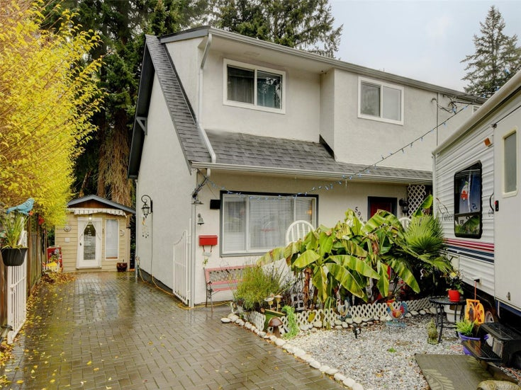 B 596 Langholme Dr - Co Wishart North Half Duplex for sale, 3 Bedrooms (861939)