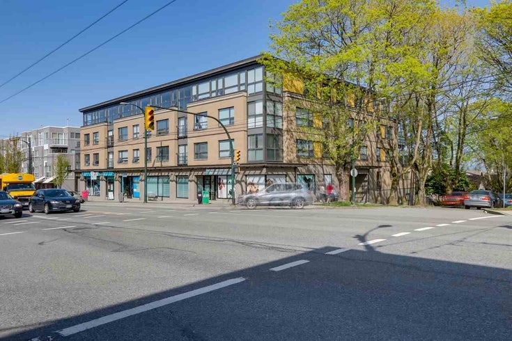 408 997 W 22ND AVENUE - Cambie Apartment/Condo for sale, 1 Bedroom (R2278944)