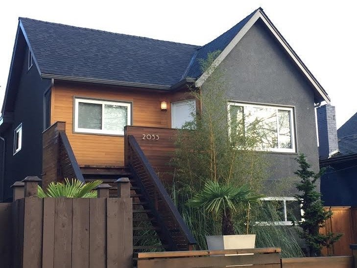 2055 E BROADWAY - Grandview Woodland House/Single Family for sale, 5 Bedrooms (R2483912)