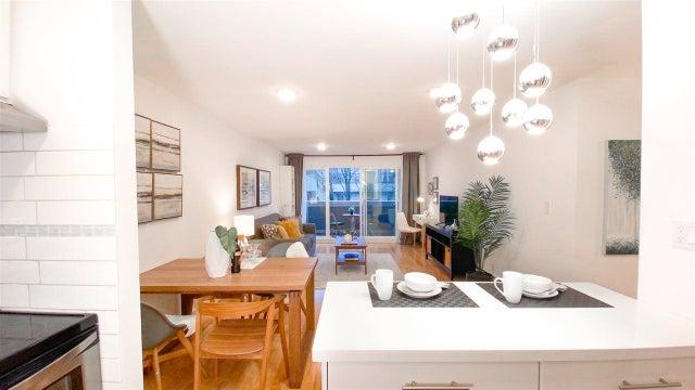 205 1775 W 11TH AVENUE - Fairview VW Apartment/Condo for sale, 1 Bedroom (R2572261)