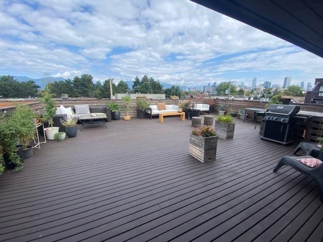 406 2025 W 2ND AVENUE - Kitsilano Apartment/Condo for sale, 2 Bedrooms (R2610655)