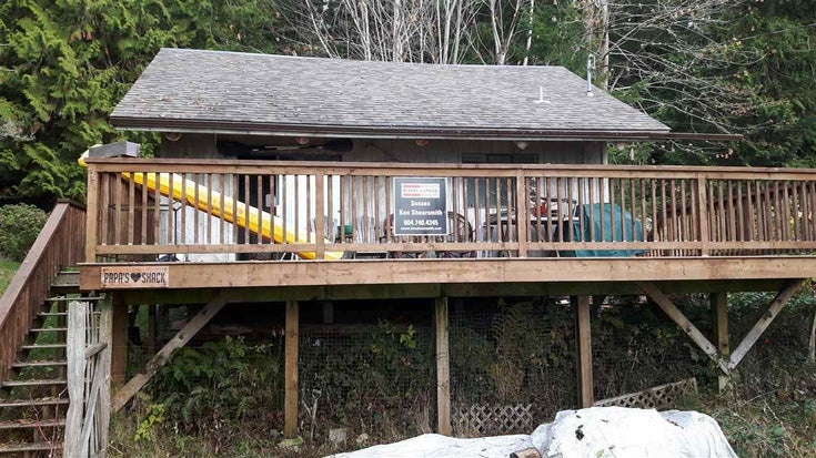 2448 AUSTIN ROAD - Gambier Island House/Single Family for sale, 1 Bedroom (R2324761)