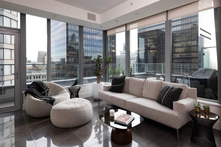 1404 667 HOWE STREET - Downtown VW Apartment/Condo for sale, 1 Bedroom (R2426966)
