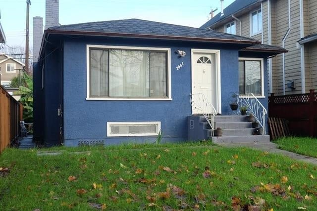 2061 E Broadway Vancouver BC - Grandview Woodland Land for sale