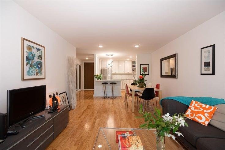 205 1775 W 11TH AVENUE - Fairview VW Apartment/Condo for sale, 1 Bedroom (R2371718)