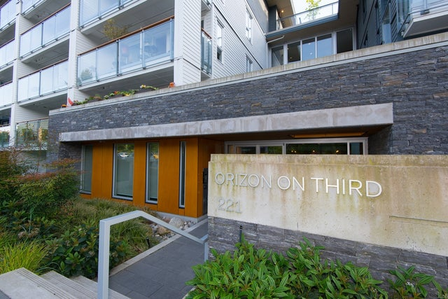 6 221 E 3RD STREET - Lower Lonsdale Apartment/Condo for sale, 1 Bedroom (R2064003)