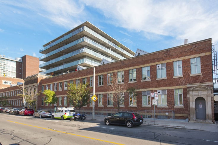 201 Carlaw Ave #715 - South Riverdale APTU for sale, 1 Bedroom (E4935719)
