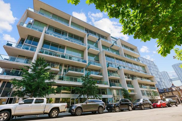 75 Portland #905 - Waterfront Communities C1 APTU for sale, 1 Bedroom (C4829546)