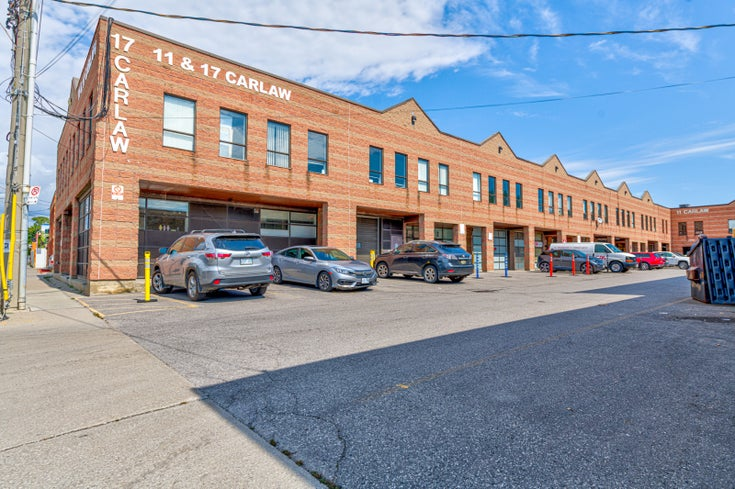 11 Carlaw Ave #6 - South Riverdale COMM for sale(E4992028)