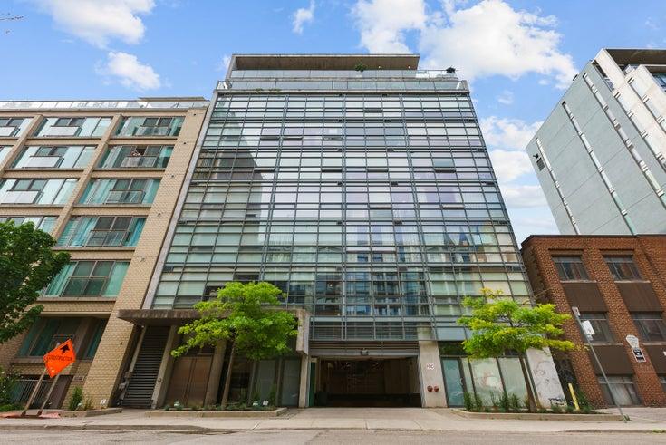 42 Camden St #202 - Waterfront Communities C1 APTU for sale, 1 Bedroom (C5223591)
