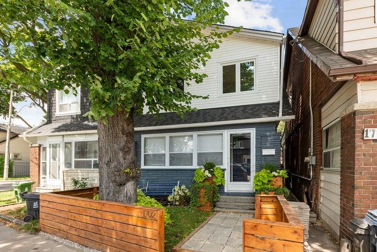1702 Dundas St E - Greenwood-Coxwell HOUSE for sale, 3 Bedrooms (E4891640)