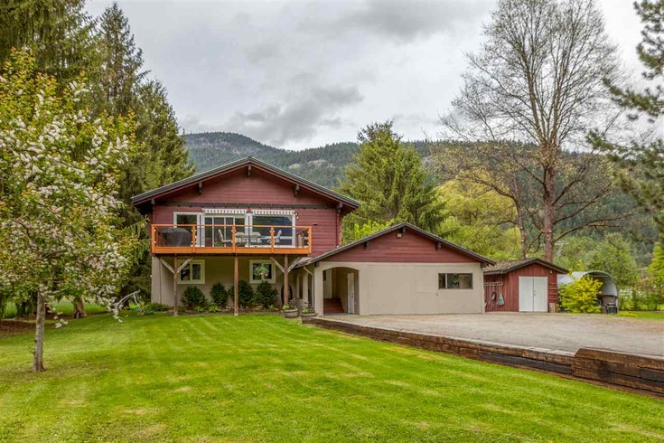 1553 Fraser Road - Pemberton House with Acreage for sale(R2167729)