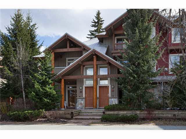 19 4385 Northlands Boulevard - Whistler Village Townhouse for sale(V1044953)