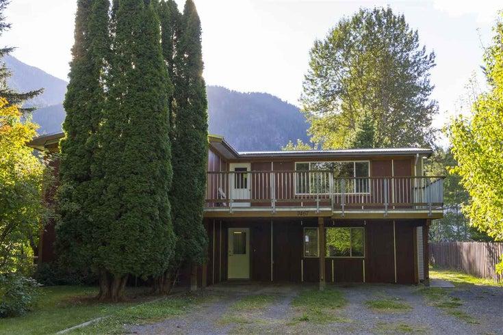 7467 Frontier Street - Pemberton House/Single Family for sale(R2103867)