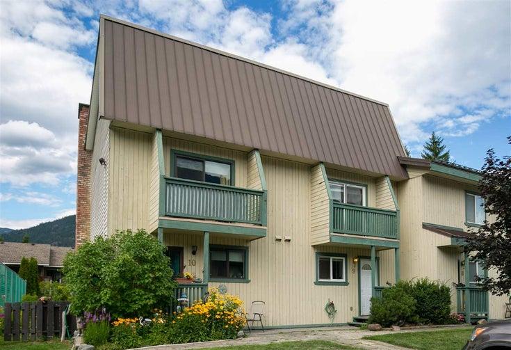 9 1470 LAUREL STREET - Pemberton Townhouse for sale, 3 Bedrooms (R2392893)
