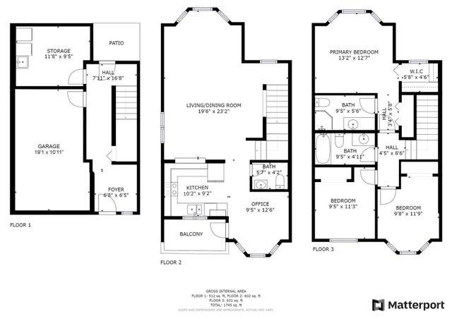 14 7408 COTTONWOOD STREET - Pemberton Townhouse for sale, 3 Bedrooms (R2596315)
