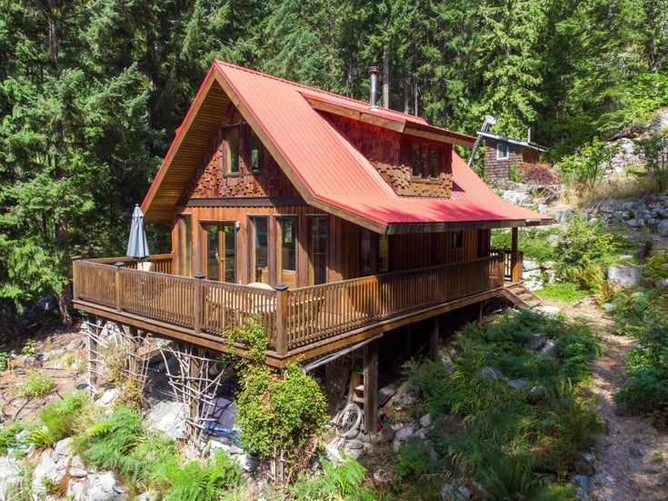 Lot 90 6500 IN-SHUCK-CH FOREST SERVICE ROAD - Lillooet Lake House/Single Family for sale, 2 Bedrooms (R2618527)