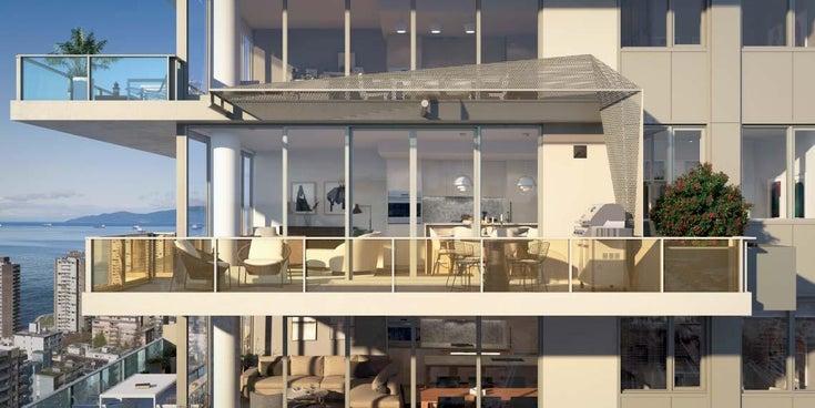 MIRABEL - 2bdr @ 1385 Davie Str, Vancouver, BC - West End VW Apartment/Condo for sale, 1 Bedroom