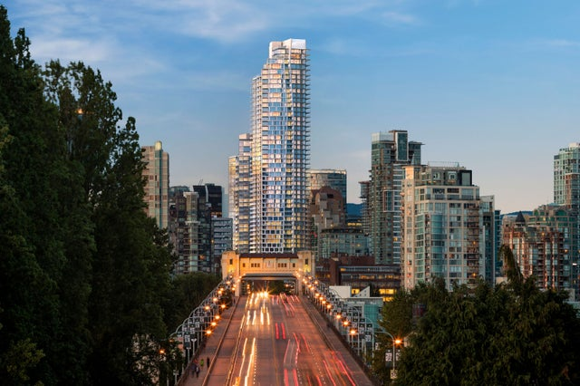 ONE BURRARD PLACE - 1bdr @ 1289 Hornby Street, Vancouver, BC - Downtown VW Apartment/Condo for sale, 1 Bedroom