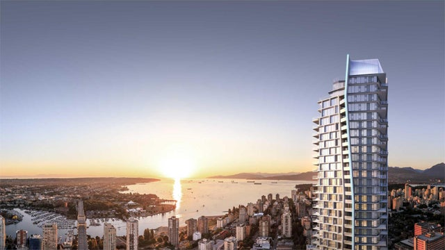 ONE BURRARD PLACE - 2bdr + flex @ 1289 Hornby Street, Vancouver, BC - Downtown VW Apartment/Condo for sale, 2 Bedrooms
