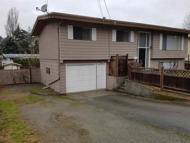 2287 OTTER STREET - Abbotsford West House/Single Family for sale, 4 Bedrooms (R2146286)