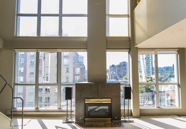 808 1238 RICHARDS STREET - Yaletown Apartment/Condo for sale, 1 Bedroom (R2082533)