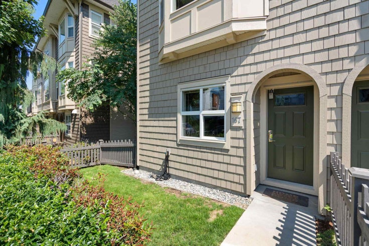 167 7938 209 STREET - Willoughby Heights Townhouse for sale, 2 Bedrooms (R2606192)
