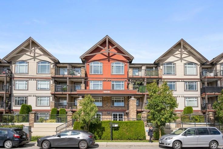 314 19939 55A AVENUE - Langley City Apartment/Condo for sale, 1 Bedroom (R2616834)