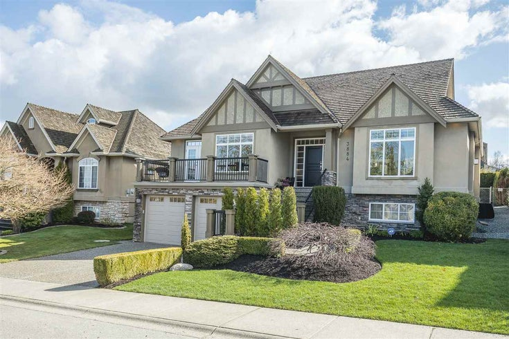 3884 COACHSTONE WAY - Abbotsford East House/Single Family for sale, 4 Bedrooms (R2558353)