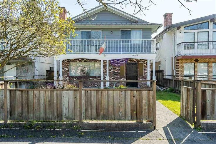 6250 CHESTER STREET - Fraser VE House/Single Family for sale, 4 Bedrooms (R2567480)