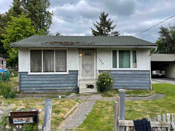 12843 113B AVENUE - Bridgeview House/Single Family for sale, 3 Bedrooms (R2584591)