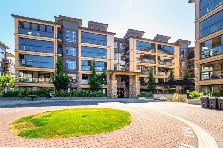 A310 8218 207A STREET - Willoughby Heights Apartment/Condo for sale, 2 Bedrooms (R2606719)