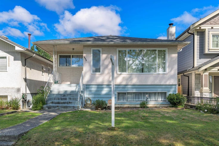 3675 E 48TH AVENUE - Killarney VE House/Single Family for sale, 3 Bedrooms (R2618202)