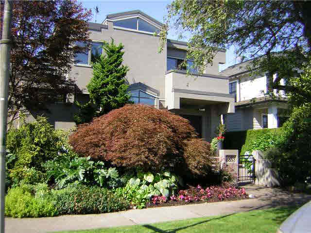 3853 W 2nd Avenue - Point Grey House/Single Family for sale, 3 Bedrooms (V848473)