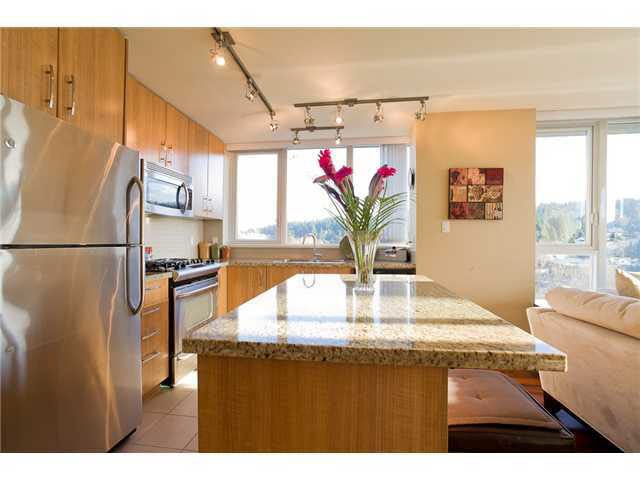 1701 651 Nootka Way - Port Moody Centre Apartment/Condo for sale, 2 Bedrooms (V993509)