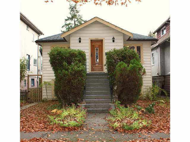 722 W 19th Avenue - Cambie House/Single Family for sale, 5 Bedrooms (V857623)