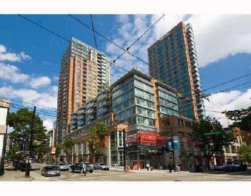 1002 788 Richards Street - Downtown VW Apartment/Condo for sale, 1 Bedroom (V794289)