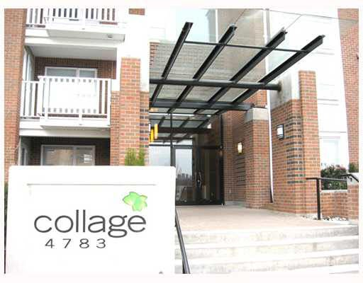 107 4783 Dawson Street - Brentwood Park Apartment/Condo for sale, 2 Bedrooms (V693615)