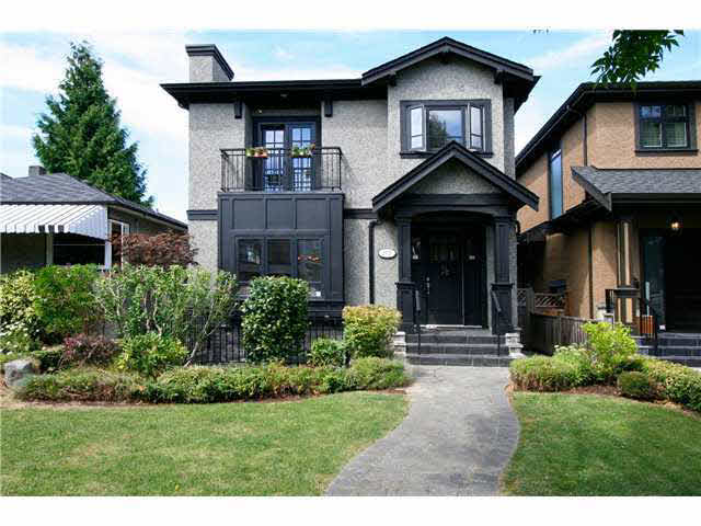 2957 W 21st Avenue - Arbutus House/Single Family for sale, 4 Bedrooms (V1041782)