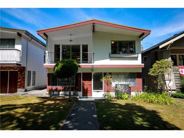 4639 W 9th Avenue - Point Grey House/Single Family for sale, 6 Bedrooms (V1134061)