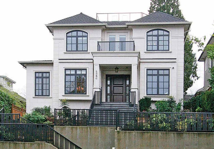 4586 W 4th Avenue - Point Grey House/Single Family for sale, 6 Bedrooms (R2023983)