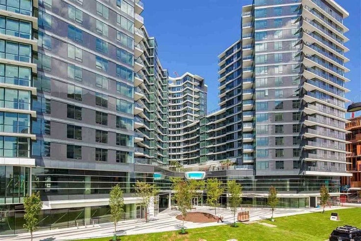 655 38 Smithe Street - Downtown VW Apartment/Condo for sale, 1 Bedroom (R2365074)