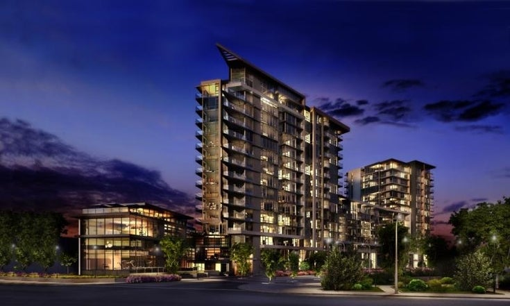C805 3333 Brown Road - West Cambie Apartment/Condo for sale, 3 Bedrooms (R2236525)