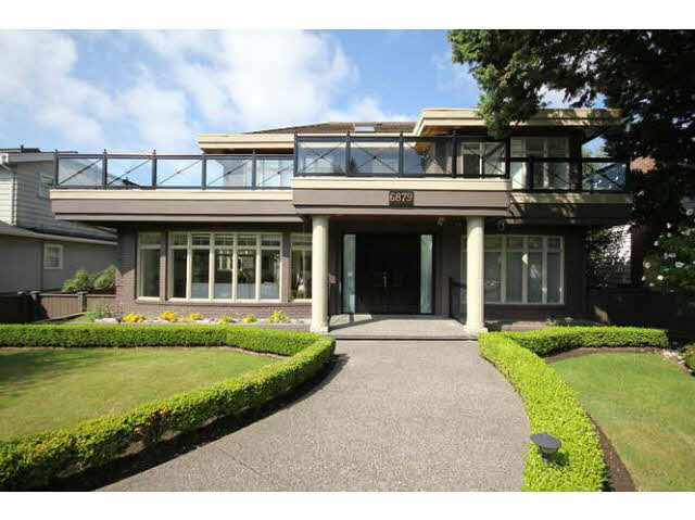 6879 Arbutus Street - S.W. Marine House/Single Family for sale, 5 Bedrooms (V1080240)