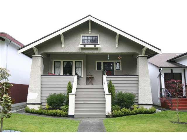4635 W 9th Avenue - Point Grey House/Single Family for sale, 5 Bedrooms (V1059117)